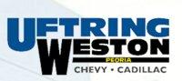 Uftring Weston Chevrolet Cadillac logo