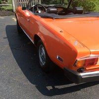 Picture of 1978 Fiat 124 Spider, exterior