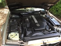 Picture of 2001 Mercedes-Benz SL-Class SL500, engine