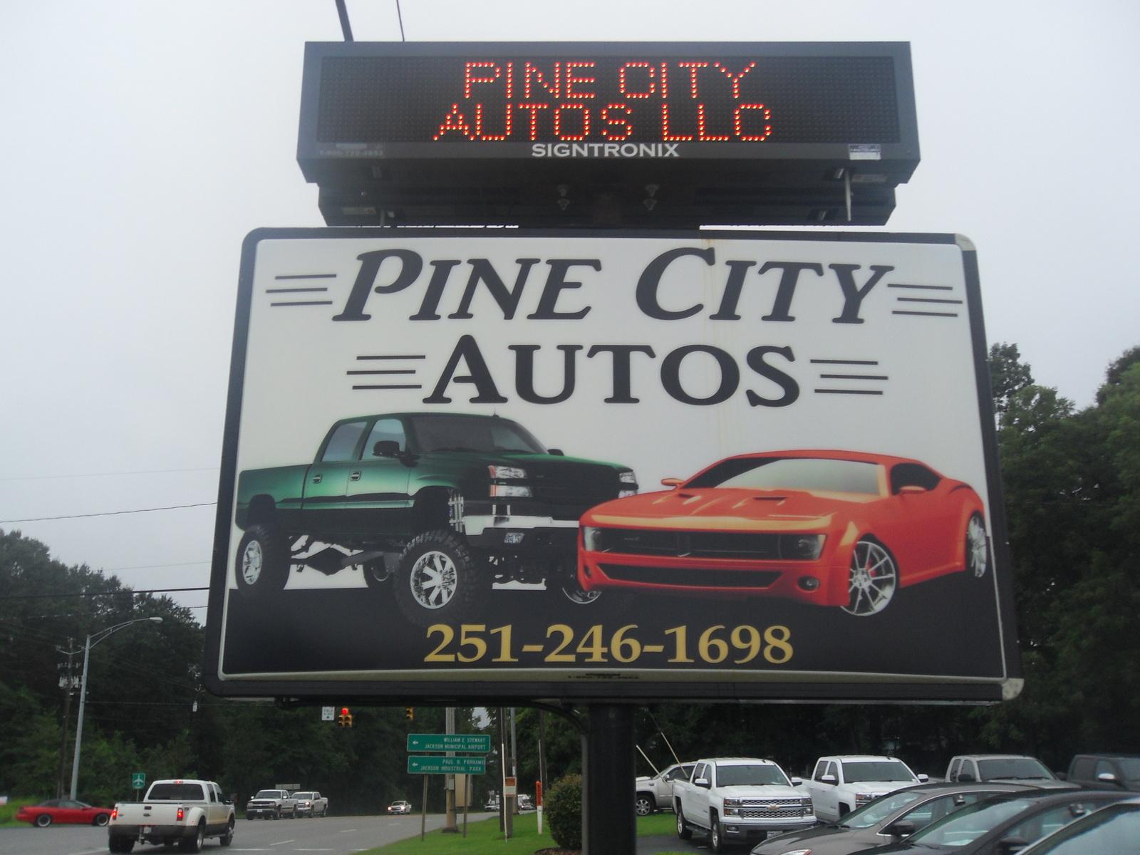 pine city motors