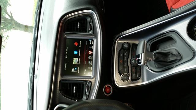 Picture Of 2015 Dodge Challenger SRT 392, Interior, Gallery_worthy