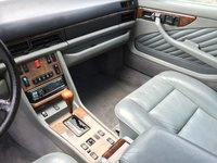 Picture of 1989 Mercedes-Benz 560-Class 560SEC Coupe, interior