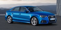 2017 Audi A3 Picture Gallery