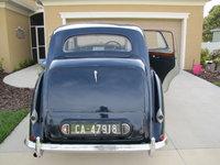1947 Bentley Mark VI Overview