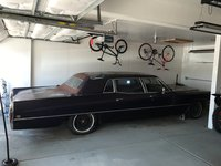 1968 Cadillac Fleetwood Overview