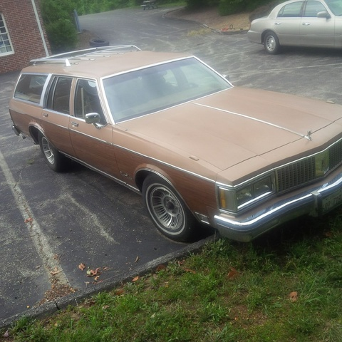 Picture of 1990 Oldsmobile Eighty-Eight