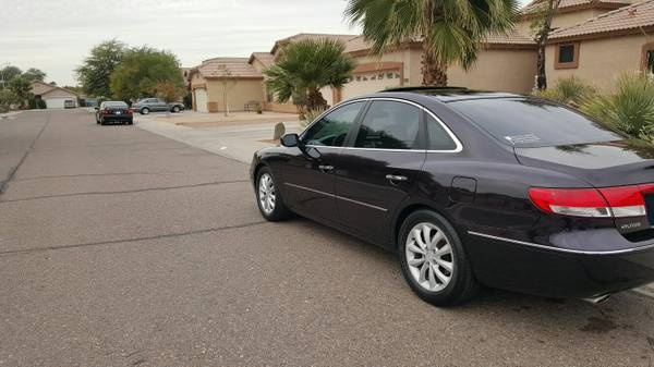 Picture of 2006 Hyundai Azera Limited
