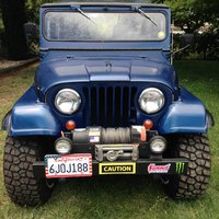 1965 Jeep CJ-5 Picture Gallery