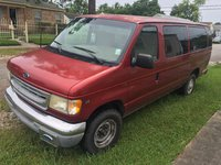 Picture of 2001 Ford Econoline Wagon 3 Dr E-350 Super Duty XLT Passenger Van, exterior