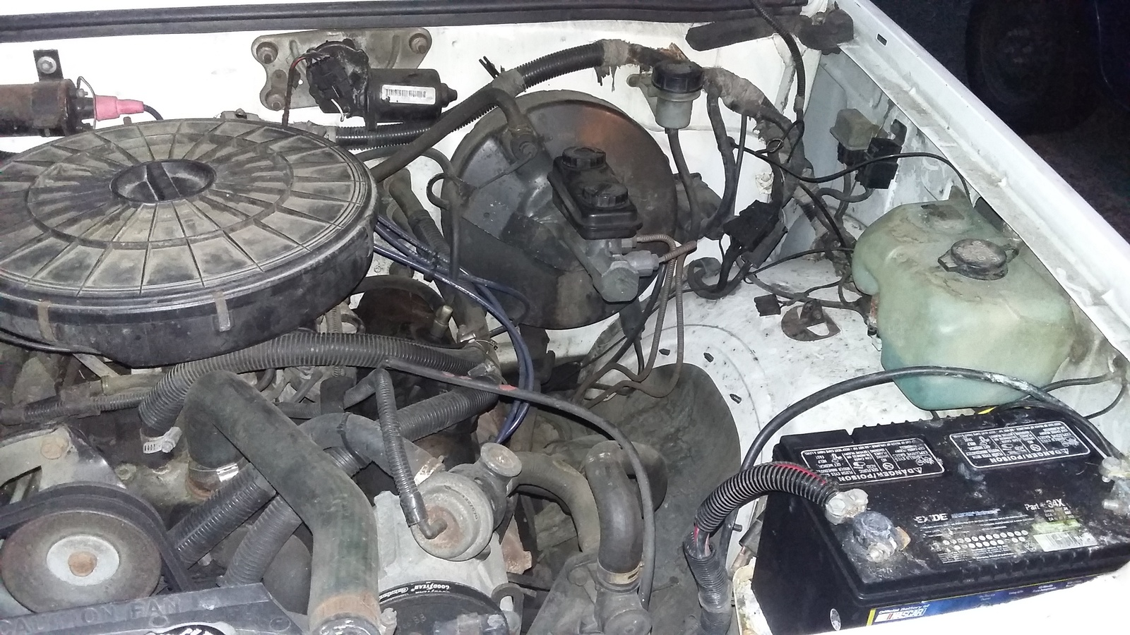 Dodge Dakota Questions - Where is the ASD located under the hood of a 1989 dakota - CarGurus