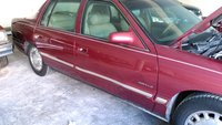 Picture of 1998 Cadillac DeVille Base Sedan, engine