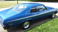 1973 Chevrolet Nova Overview