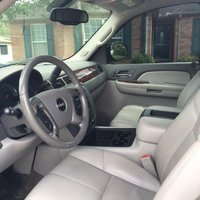 Picture of 2009 GMC Yukon SLT XFE, interior