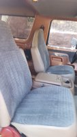 Picture of 1991 Ford Bronco XLT 4WD, interior