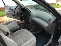 Picture of 1998 Ford Contour 4 Dr SE Sedan, interior