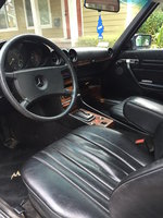 Picture of 1985 Mercedes-Benz SL-Class 380SL, interior