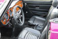Picture of 1974 Triumph TR6, interior