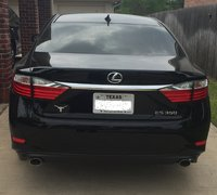 Picture of 2015 Lexus ES 350 Base, exterior