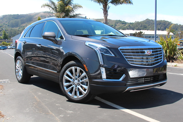 Picture of 2017 Cadillac XT5