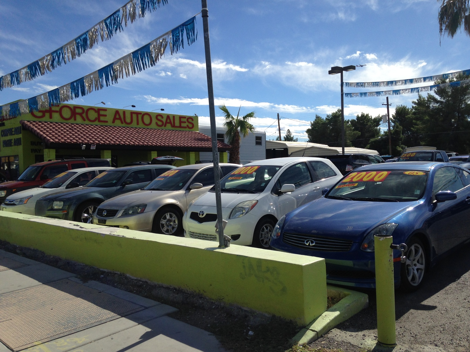 g force auto sales las vegas nv read consumer reviews browse used and new cars for sale. Black Bedroom Furniture Sets. Home Design Ideas