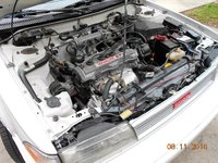 Picture of 1990 Toyota Corolla DX, engine, gallery_worthy