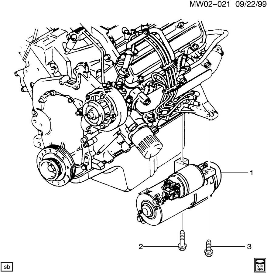 Buick Lucerne Questions Lecerne V6 Wheres The Starter Auto Wiring 2 Answers