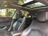 Picture of 2012 Cadillac CTS 3.0L Luxury, interior