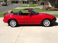 1995 Mazda MX-5 Miata Overview