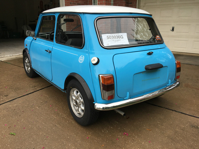 Picture of 1990 Rover Mini