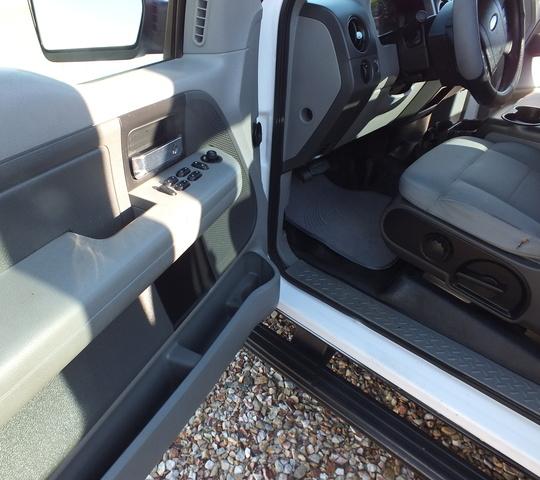 1998 Ford Ranger Super Cab Interior: 2008 Ford F-150