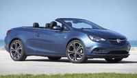 2017 Buick Cascada, Front-quarter view, exterior, manufacturer