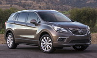 2017 Buick Envision Overview