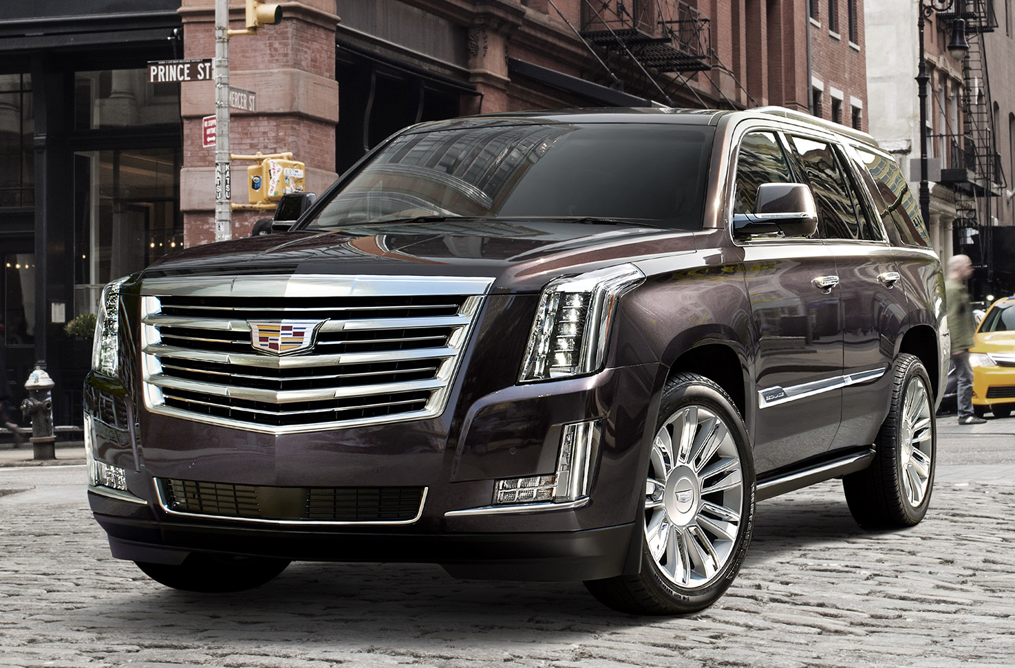 2017 cadillac escalade overview cargurus. Black Bedroom Furniture Sets. Home Design Ideas