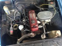 Picture of 1970 MG MGB, engine