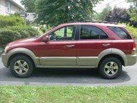 Picture of 2003 Kia Sorento EX 4WD, exterior