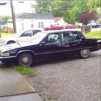 Picture of 1990 Cadillac Fleetwood Sixty Special Sedan, exterior