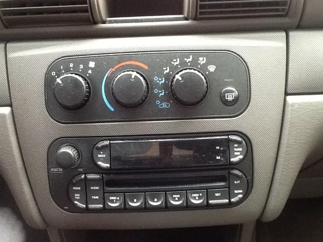 2006 Dodge Stratus  Interior Pictures  CarGurus