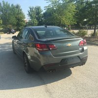 Picture of 2016 Chevrolet SS Base, exterior