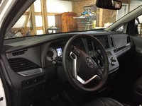Picture of 2015 Toyota Sienna Limited 7-Passenger Premium, interior, gallery_worthy