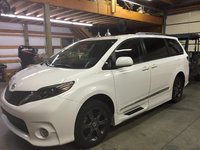 Picture of 2015 Toyota Sienna Limited 7-Passenger Premium, exterior, gallery_worthy