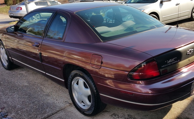 Picture of 1997 Chevrolet Monte Carlo 2 Dr LS Coupe