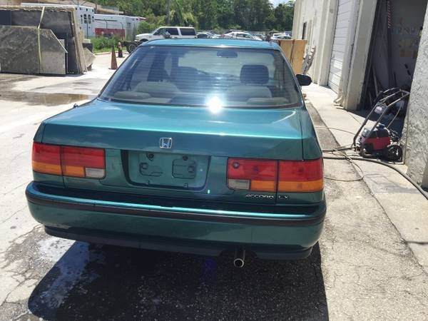 Picture of 1993 Honda Accord LX, exterior