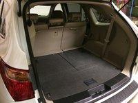 Picture of 2008 Hyundai Veracruz Limited, interior