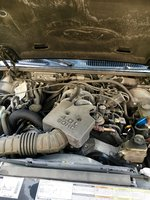 Picture of 2001 Ford Explorer Sport 4WD, engine