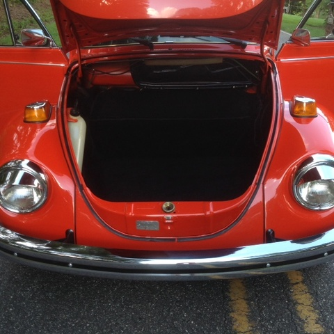 Picture of 1973 Volkswagen Super Beetle