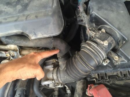 2007 pontiac g6 2.4 transmission fluid check
