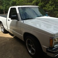 Picture of 1992 Chevrolet S-10 Tahoe Standard Cab SB, exterior