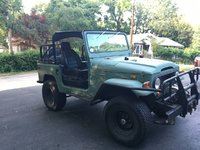 1973 Toyota Land Cruiser Overview