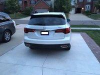 Picture of 2014 Acura MDX Tech + Entertainment Pkg, exterior