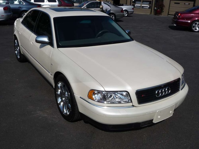 Picture of 2002 Audi S8 quattro AWD